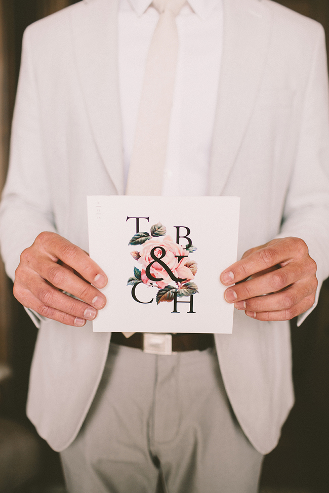 Tessa Barton Wedding Invitations