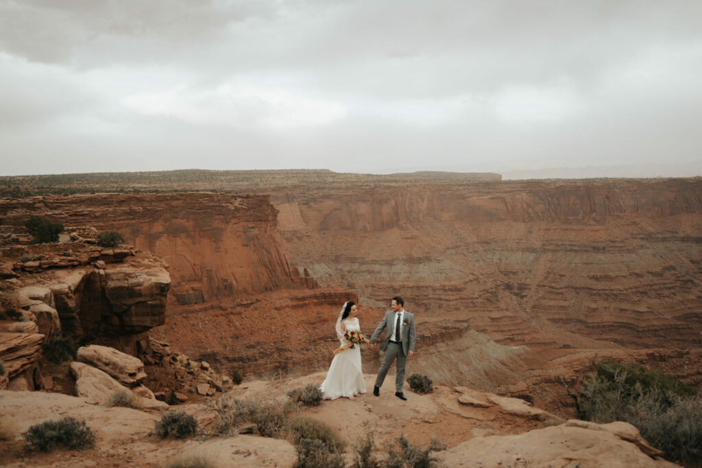 Eloping in Moab