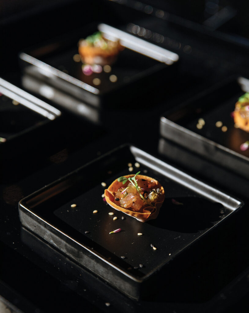 downtown salt lake city Catering by Blended Table
